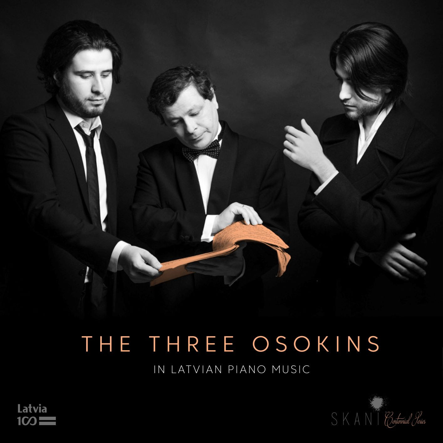The Three Osokins in Latvian Piano Music