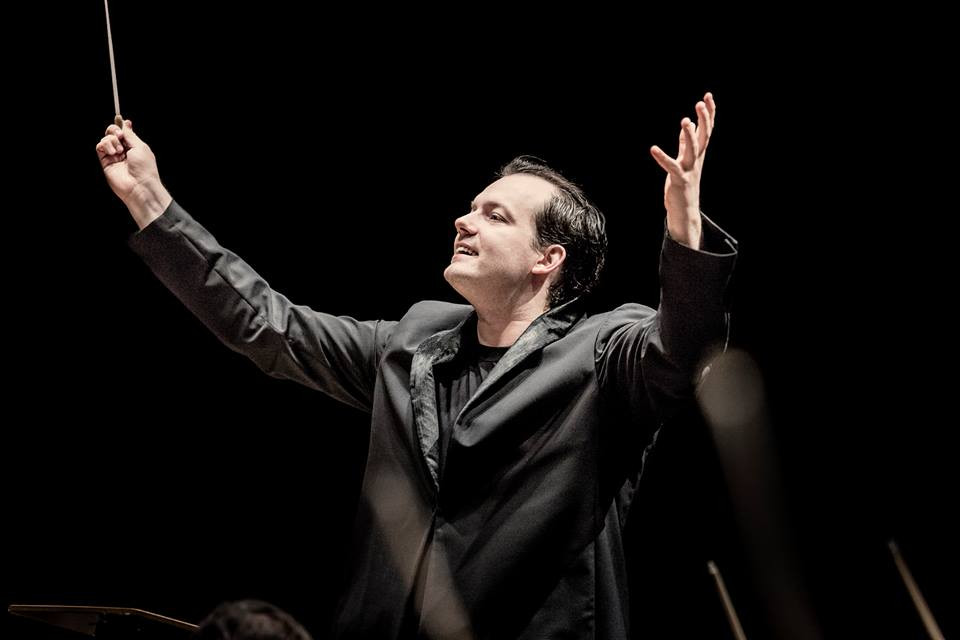 Andris Nelsons - the  busiest conductor in the world in 2019!