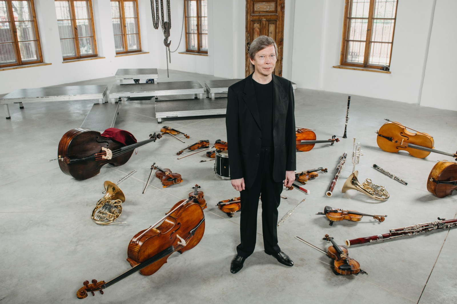 Music events start taking place in Latvia again!