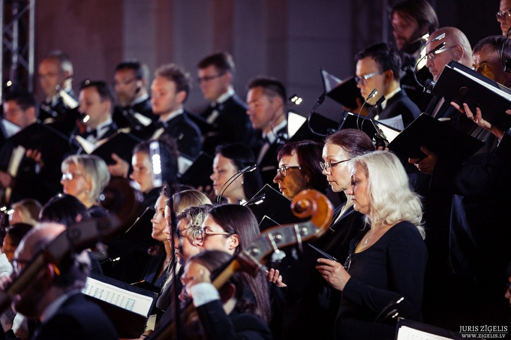 The 23rd Sacred Music Festival takes place in Riga