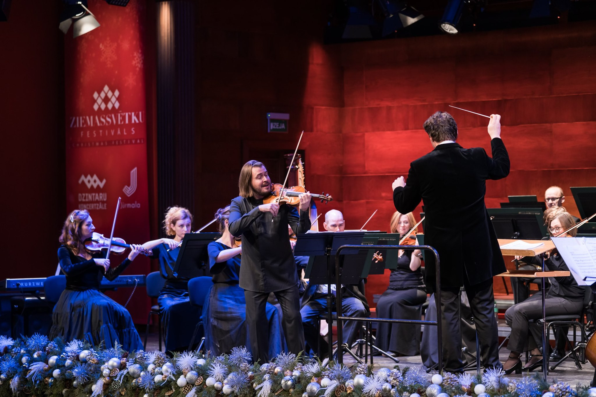 Classical music being streamed online this festive season