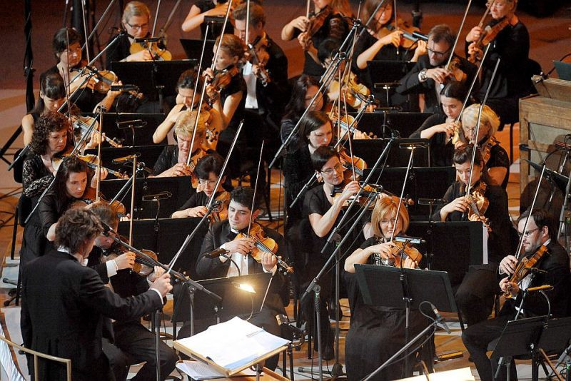 Best of Latvian classical music streams online